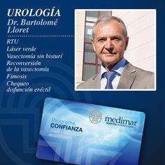 Los tratamientos más avanzados de #urológia en el Programa Confianza de Hospital Medimar sin #listasdeespera