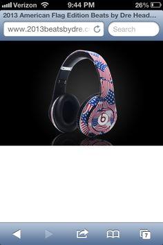 American flag beats headphones Beats By Dre, Bmw Logo, Beats Headphones, American Flag, American Fl, American Flag Apparel