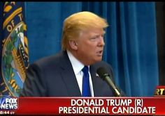 """Reporter Tries to Lecture Donald Trump on Offensive Term """"Anchor Baby"""" – BIG Mistake (VIDEO)  Jim Hoft Aug 20th, 2015"""