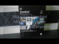 MountMe Freedom Mounting System Unboxing & First Impression