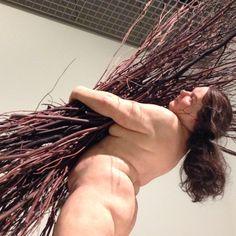Ron Mueck exposition, São Paulo, Brasil