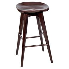 Have to have it. Boraam Bali 29 in. Backless Swivel Bar Stool - $139.99 @hayneedle.com
