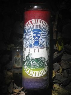 Fixed La Madama Candle with by ConjuredCardea on Etsy, $25.00