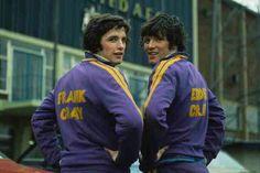 Frank & Eddie Gray of Leeds Utd in the early Leeds, 1970s, Bomber Jacket, Football, Gray, Jackets, Fashion, Soccer, Down Jackets