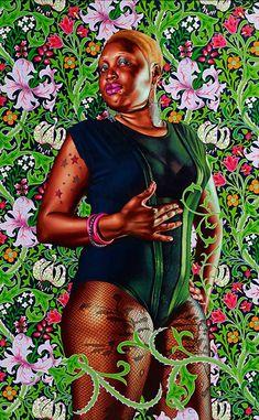 Hyperrealistic Drawing, Kehinde Wiley, Fantasy Art Women, Art Deco Posters, Cool Art Drawings, Diy Canvas Art, Woman Face, Female Art, Lady