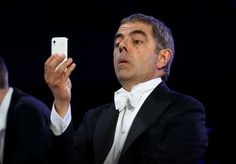 SAMSUNG (Worst): Here's a fact you may have missed ... the phone the Rowan Atkinson used during his comedic interlude in the Opening Ceremonies was actually a Samsung - not an iPhone. What a golden missed produce placement opportunity - which could have been solved by getting him a phone in any other color than white.