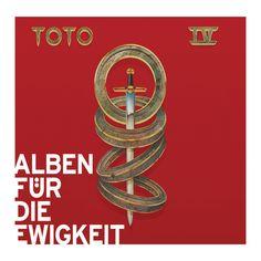 """""""Rosanna"""" by Toto from the album Toto IV (Alben für die Ewigkeit)"""