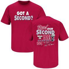 S/S+Got+A+Second+tee $16.99