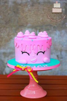 Shopkins,shopkiiiins :) - Cake by Sylwia