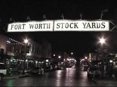 People come from all over the world to see the daily cattle drive at The Fort Worth Historic Stockyards. But the museums, rodeo and Texas Cowboy Hall of fame aren't the only draw. Ghost hunters visit in hopes of catching a glimpse of the supernatural.