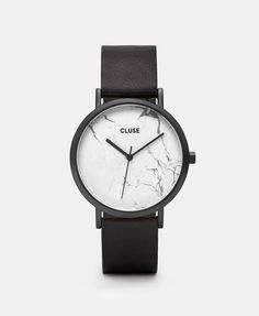 Cluse Women Wrist Watch on YOOX. The best online selection of Wrist Watches Cluse.COM exclusive items of Italian and international designers - Secure payments Army Watches, Sport Watches, Watches For Men, White Watches, Marble Watch, Marble Jewelry, Gold Jewelry, Stone Jewelry, Crystal Jewelry
