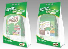 MILO Breakfast Box POSM  For more design/pictures : http://ift.tt/1Rptstp
