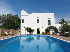 Villa con piscina in affitto vicino a Gallipoli: Casale Pioppi