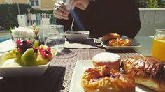 Una buona giornata inizia con una buona colazione! #breakfast #colazione #croissant #cornetto #food #foodporn #foodie #foodpost #foodlover #belloebuono #rimini #foodstagram #foodblog #instafoodie #instafoodblog #schizzincucina by schizzincucina