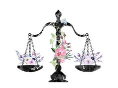 Scales of Justice Art Mini Art Print by erzebeth - Without Stand - x Scales Of Justice Tattoo, Law Office Decor, Libra Tattoo, Lady Justice, Medical Art, Law School, Wallpaper, Framed Art Prints, Watercolor Art