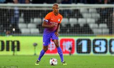 City were given a boost with the news that captain Vincent Kompany was fit to start the game in south Wales