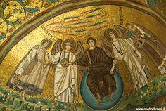 Mosaico di Ravena.