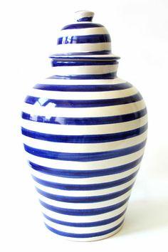 Blue Striped Tibor