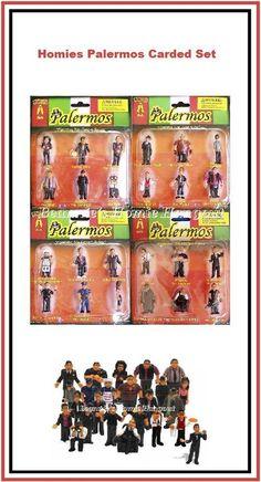 Series 3 Homies figures Zombies /& 2 sets Mijos Wave 1 Series 2 Clowns