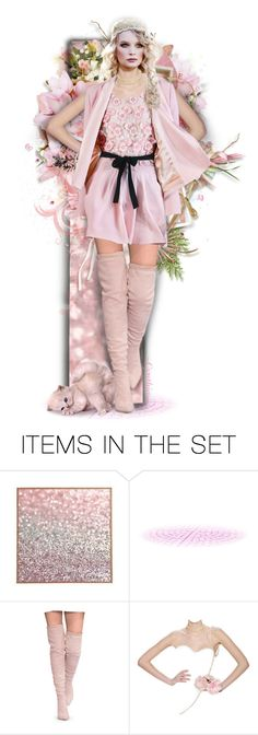 🌹Pink...with Attitude 🌹 by cindu12 on Polyvore featuring art