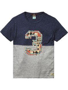 Pocket T-Shirt | Jersey s/s tee's & tops | Boy's Clothing at Scotch & Soda