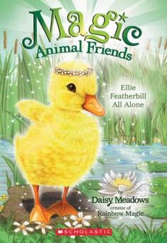 Welcome to a magical world where animals talk and play - just like you and me! Best friends Jess and Lily love all animals. But when they follow a mysterious golden cat into Friendship Forest - a place where animals live in tiny cottages and sip dandelion tea at the Toadstool Cafe - their summer holidays suddenly become much more magical! It's Ellie Featherbill's birthday, and she's having a party at her houseboat home on Willowtree River. But Grizelda has a wicked plan to poison the river…