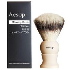 shaving brush packaging - Google Search