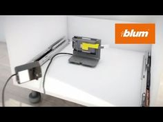 SERVO-DRIVE uno: Assembly of bottom mount waste bin solutions - YouTube