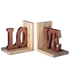 Sujetalibros LOVE