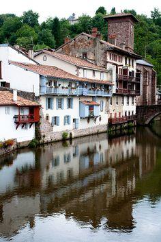 St-Jean-Pied-de-Port, Pyrénées-Atlantiques,