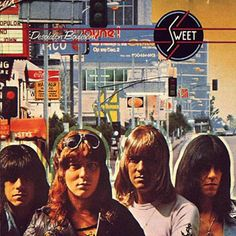 Desolation Boulevard (1974) by Sweet.