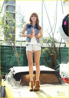 Bella Thorne: New Face of Wallflower Jeans