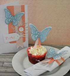 How to Die Cut a Butterfly Party #Papercraft #Sizzix #PeteHughes #CraftTeaParty