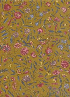 Dutch Chintz
