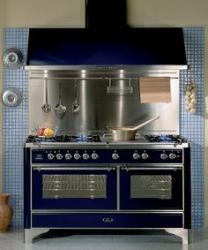 This is beautiful! But the price tag is huge ... I don't think I could spend 15K on a stove, even if I won the lottery! :-( http://www.ajmadison.com/cgi-bin/ajmadison/UM150SMPX.html