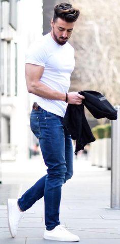 27 Men S T Shirts Ideas Mens Fashion Casual Mens Fashion Mens Street Style