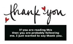 Thank YOU! <3 ~ 'PiN' ♔ cE§§