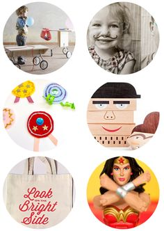 Love the bravery badges and other great DIY projects from @Mari (smallforbig.com)