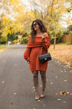 Thanksgiving Outfit Ideas | Fall Fashion | Pink Champagne Problems