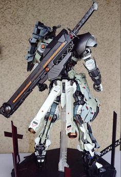GUNDAM GUY: 1/100 Astray Skull Frame - Custom Build