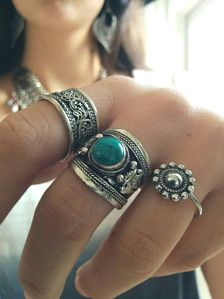 Rings in Jewelry - Etsy Vintage