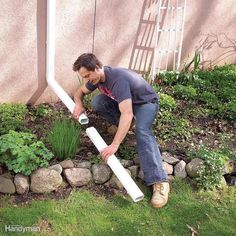 Water in the basement? Learn how to fix a leaking basement, waterproof basement walls, and dry your foundation for good with Family Handyman. Waterproofing Basement Walls, Leaking Basement, Basement Insulation, Wet Basement, Basement Repair, Basement Ideas, Basement Entrance, Garage Ideas, Basement Remodeling