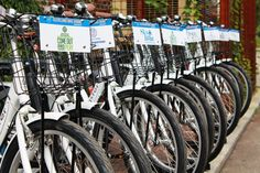 Cleveland Gets Cheap Bike-Share With Unusual Funding Deal – Next City