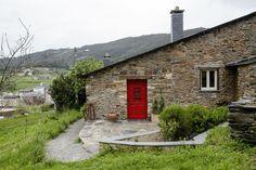 #excll #дизайнинтерьера #решения Дом в испанской провинции Галиция