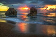 Surfer's Beach Punta Borinquen by Juan Torres #xemtvhay