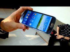 Prima impresie: Samsung Galaxy S III