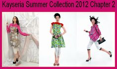 Kayseria Summer Collection 2012 Chapter 2