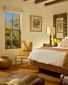 La Posada de Santa Fe Resort (Santa Fe, New Mexico) - #.Jetsetter...Classic King Size Rooms have all the charm that reflects Santa Fe heritage.