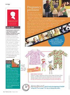 Pregnancy and Newborn Magazine :: March 2015