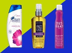 8 best drugstore hair products - This one hairspray was a majority favorite.